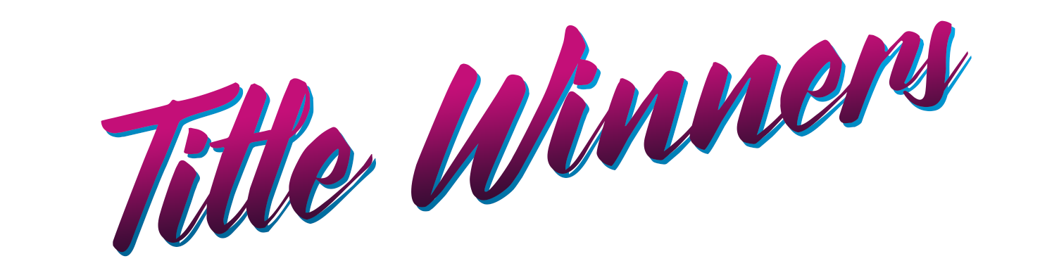Title Winners